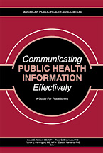 Communicating Pub Health Information Effectively<BR>Non-Member Price: $65.00<BR>Member Price: $45.50