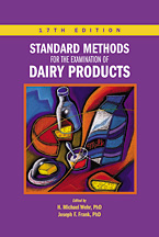 Standard Methods for the Examination of Dairy Products17<BR>Non-Member Price: $115.00<BR>Member Price: $80.50